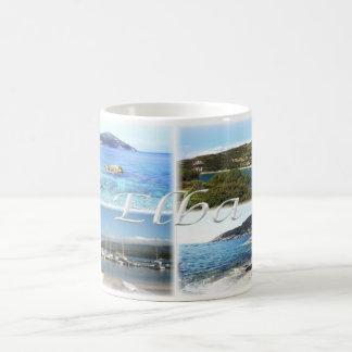 IT Italy - Tuscany - Elba - Coffee Mug