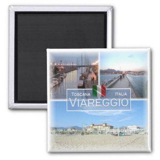 IT Italy # Tuscany - Viareggio - Magnet
