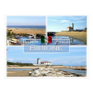 IT Italy - Veneto - Bibione - Postcard