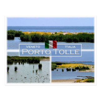IT Italy - Veneto - Porto Tolle - Postcard