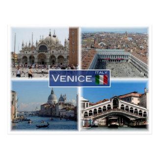 IT Italy - Venice - Postcard