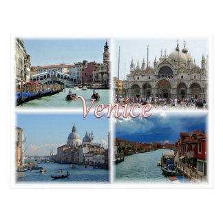 IT Italy - Venice Venezia - Postcard