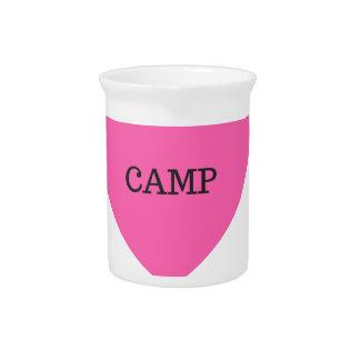 It Makes Me Happy- Camp Pitcher
