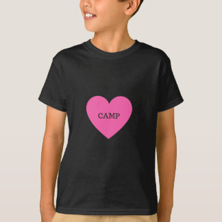 It Makes Me Happy- Camp T-Shirt