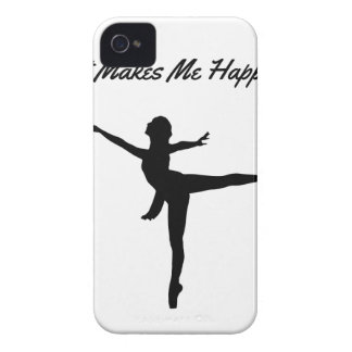 It Makes Me Happy Case-Mate iPhone 4 Cases