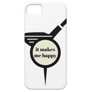 It Makes Me Happy-Golf Mug iPhone 5 Case