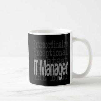 IT Manager Extraordinaire Coffee Mug