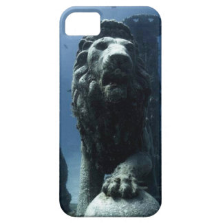 It marries of one decrees of aquatic lion iPhone 5 case