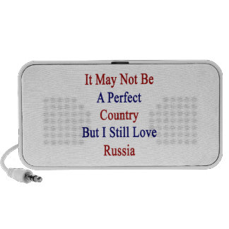 It May Not Be A Perfect Country But I Still Love R Notebook Speaker