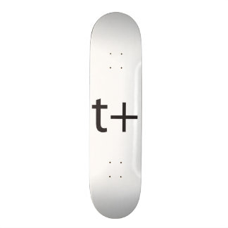 it means think positive ai skateboard