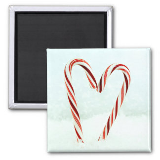 It Must Be Love Square Magnet