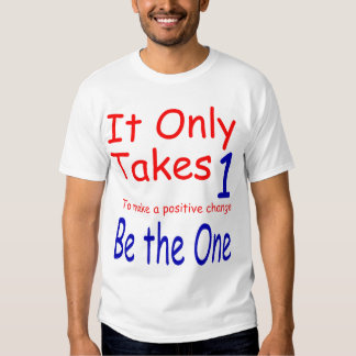 It Only Takes One Micro-Fiber Singlet T Shirts