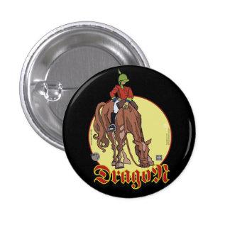 It plates Dragoon Sketcher 3 Cm Round Badge