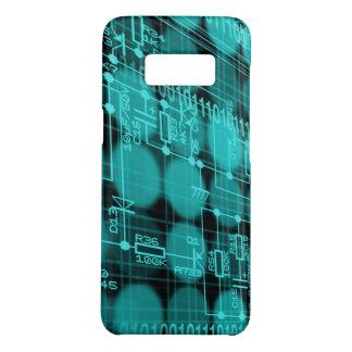 IT programmer high tech computer circuit board Case-Mate Samsung Galaxy S8 Case
