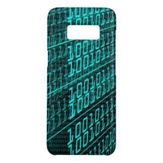 IT programming  computer binary code programmer Case-Mate Samsung Galaxy S8 Case