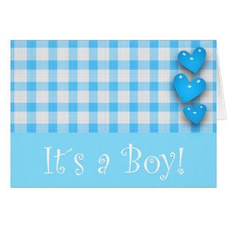 It´s a Boy! Card
