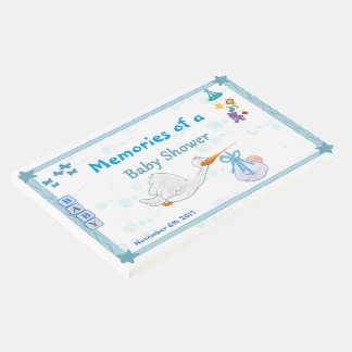 It's a Boy – Personalized Baby Shower Guest Book
