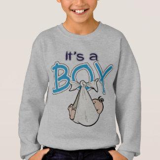 It, s. a. Boy! Sweatshirt