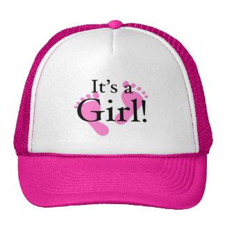It s a Girl - Newborn Baby Baby shower Hats