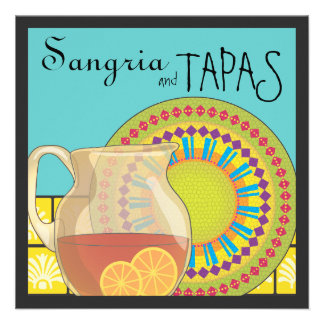 It s a Tapas Party Happy Fiesta Invitation