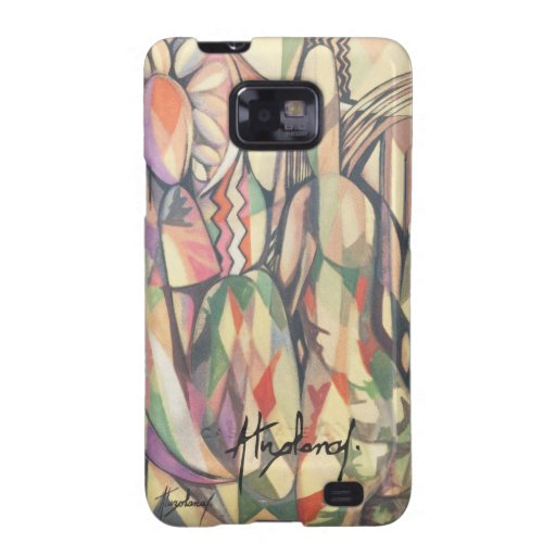 It' S.A. woman' S world II by A.Tuzolana Samsung Galaxy SII Covers