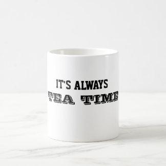 It s always tea time mug