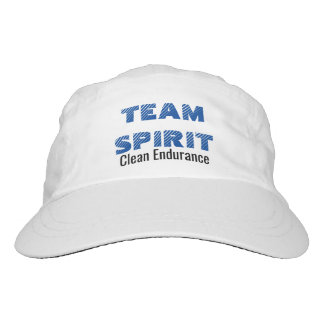 It´s black and white, Clean Endurance all the way Hat