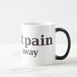 it s just pain mug