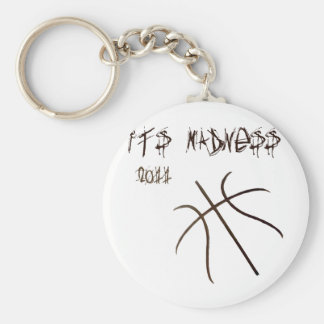 It s Madness Key Chain