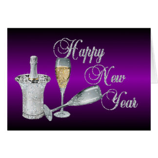 It s New Year's Day Greeting Cards