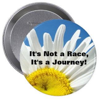It s not a Race it s a Journey buttons Advice