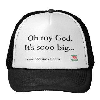It s sooo big hat
