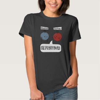 It sees positive! tees