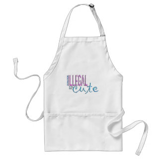 It should be Illegal to be this Cute Aprons