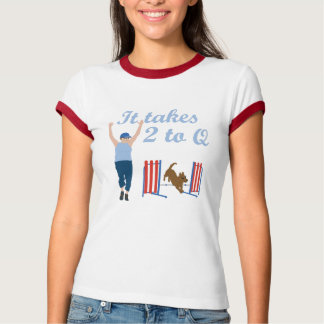It Takes 2 to Q - JAMD T-Shirt