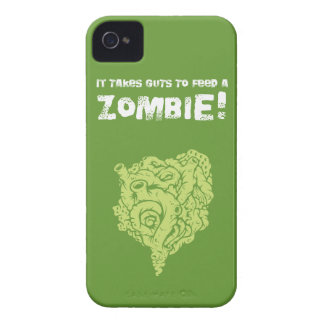 it Takes Guts To Feed A Zombie iPhone 4 4s Cover