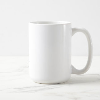 It tea time basic white mug