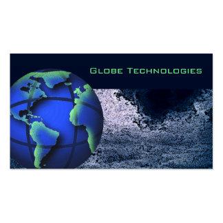 IT Technology Communications Business Card