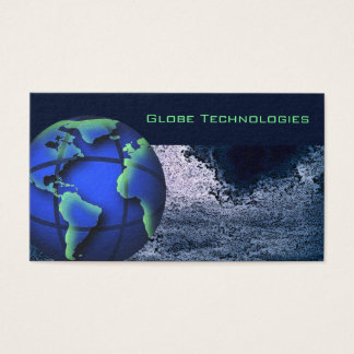 IT Technology Communications Business Card