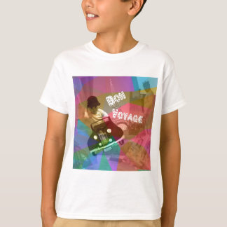 It too easy travel over the world. T-Shirt