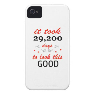 It took 80 years to look this good iPhone 4 case