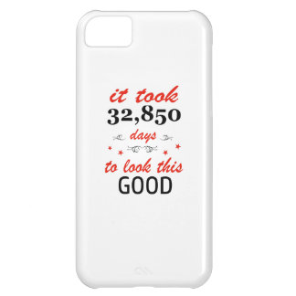 It took 90 years to look this good iPhone 5C case