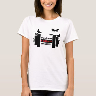 it transforms motivation into habit T-Shirt