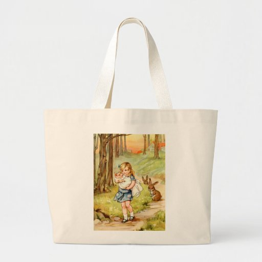 IT WAS A FRIGHTFULLY UGLY BABY CANVAS BAGS