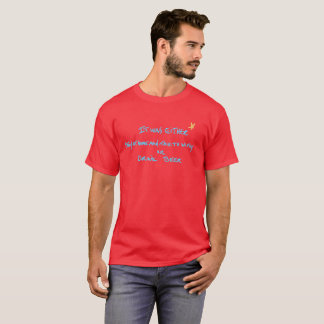It was either stay home and talk to wifey or drink T-Shirt