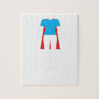 It Was Never A Dress - Wonder Super Girl Woman Jigsaw Puzzle