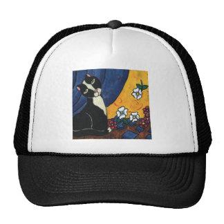 It Wasn t Me - Tuxedo Cat Hats