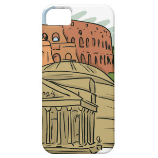 It Wasn't Built In A Day (Rome) iPhone 5 Cover