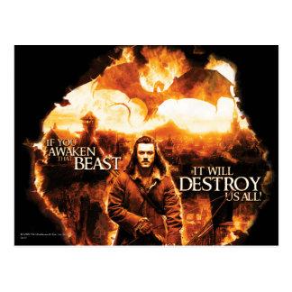 It Will Destroy Us All! Postcard