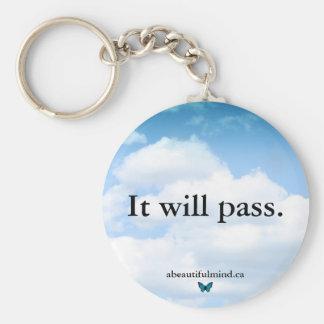 It will pass keychain